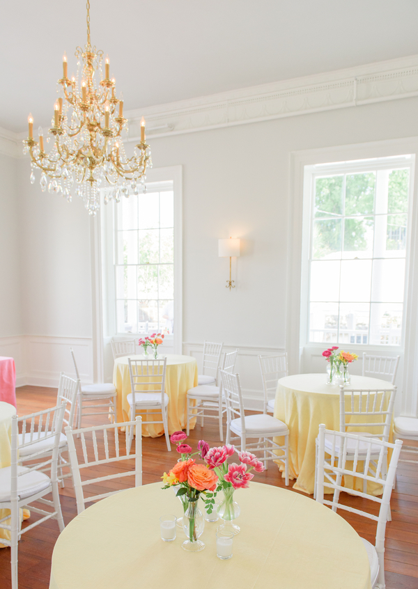 Spring Wedding at The Gadsden House in Charleston, South Carolina