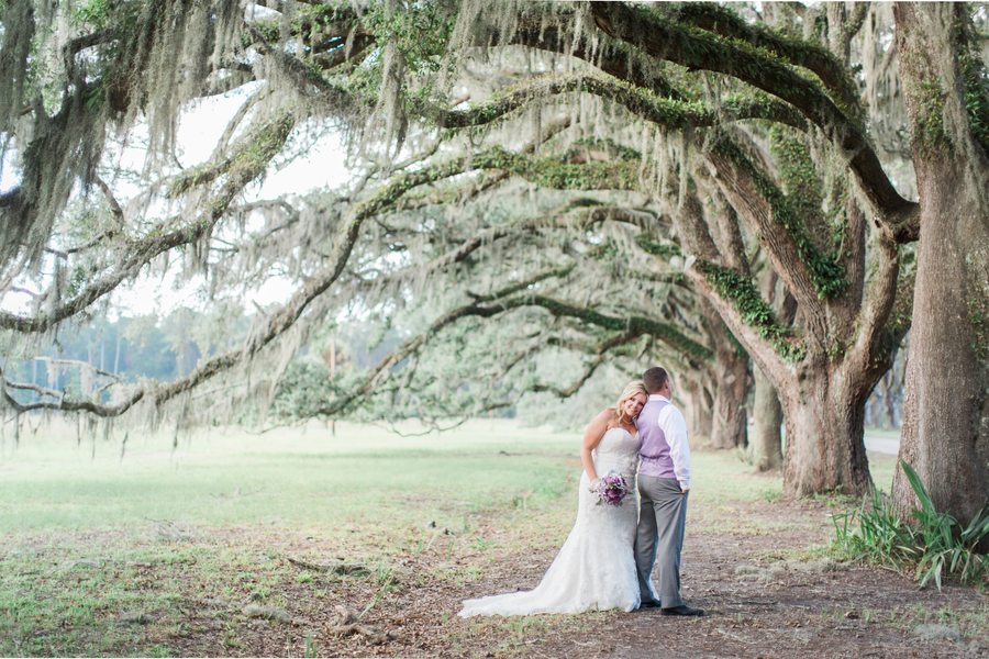 Savannah Wedding at Wormsloe Plantation by Ava Moore Photography
