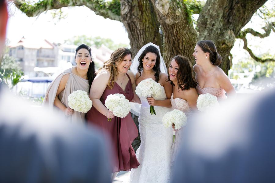 Hilton Head Island wedding at Sea Pines Resort