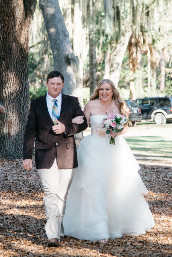 Rose Hill Plantation wedding in Bluffton, SC by Hilton Head vendor Cana Dunlap Photography