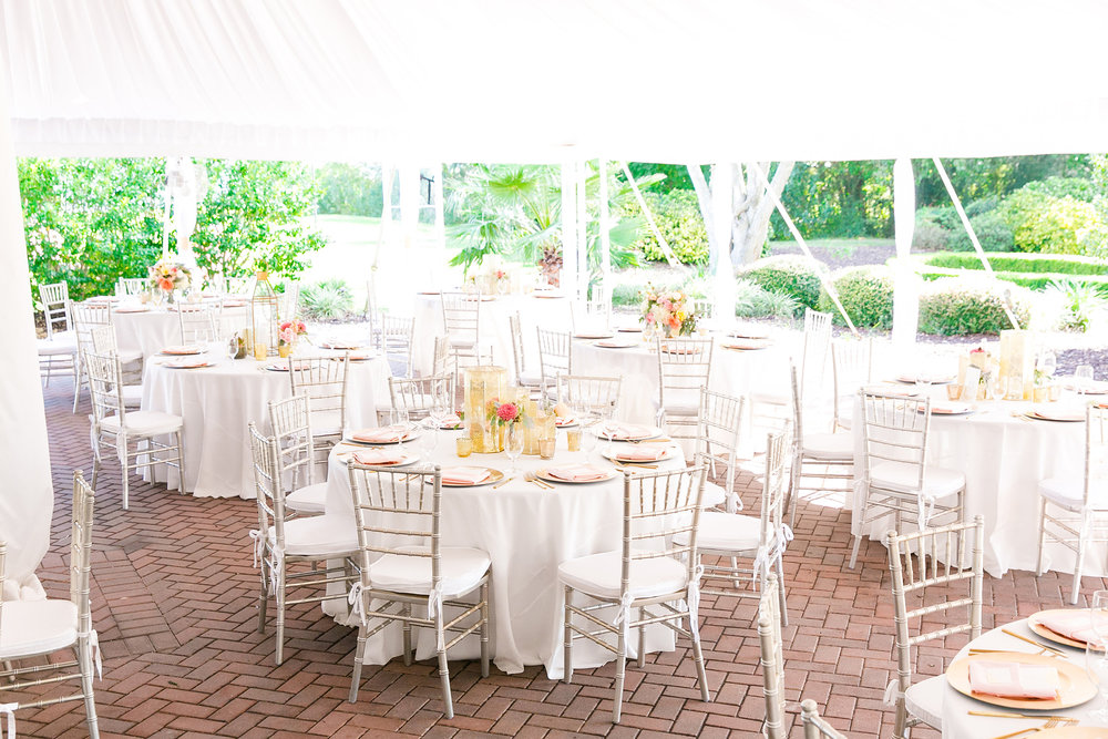 Pavilion at Patriots Point wedding at Charleston Harbor Marina