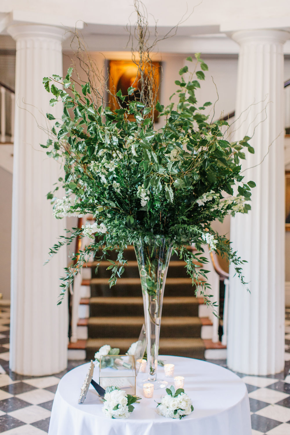 Hibernian Hall wedding by A Charleston Bride