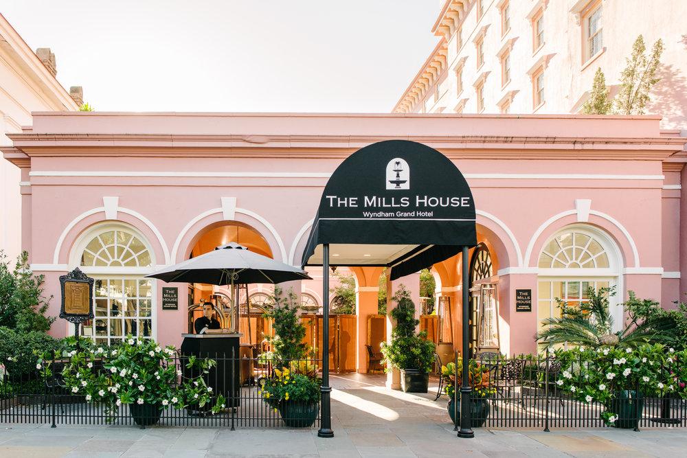 Mills House Hotel - Charleston Venues