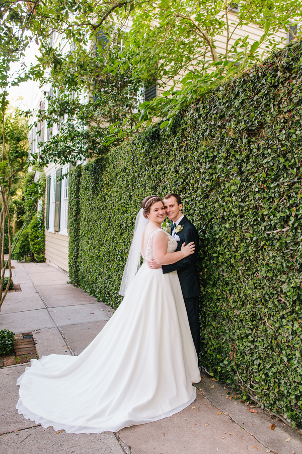 Holly Wilkerson & Nicholas Collins Charleston wedding by Riverland Studios