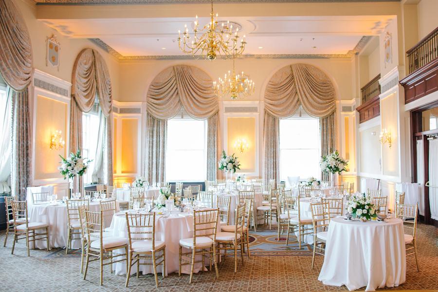 Francis Marion Hotel wedding in Charleston, SC