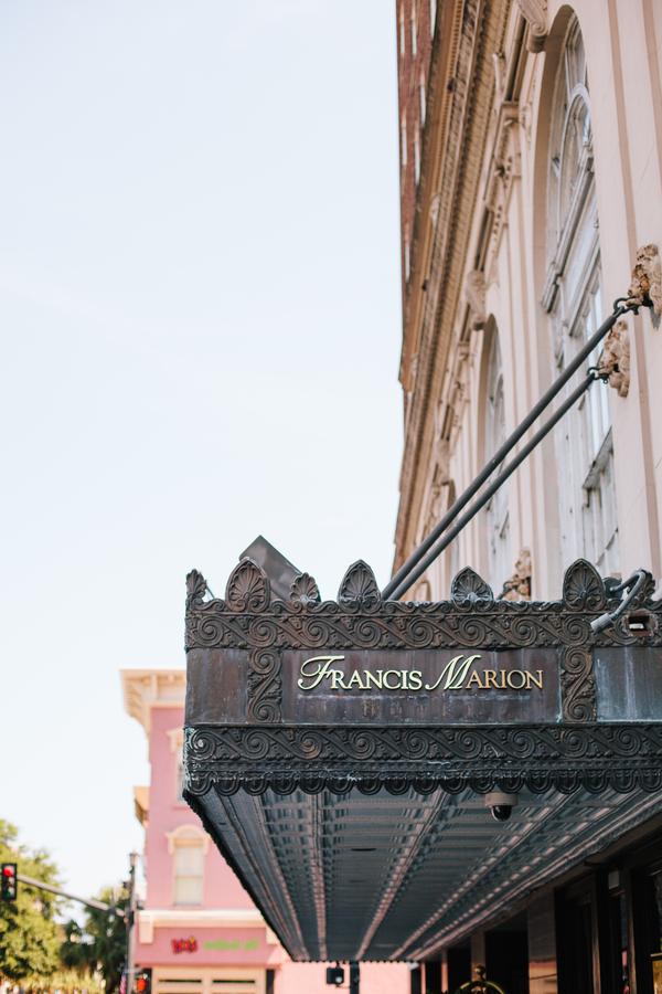 The Francis Marion Hotel in Charleston, South Carolina