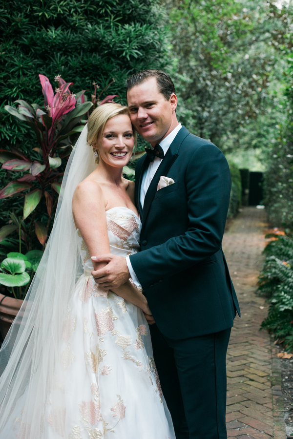 Palmer & Sutton's Savannah, GA wedding by Donna Von Bruening Photography