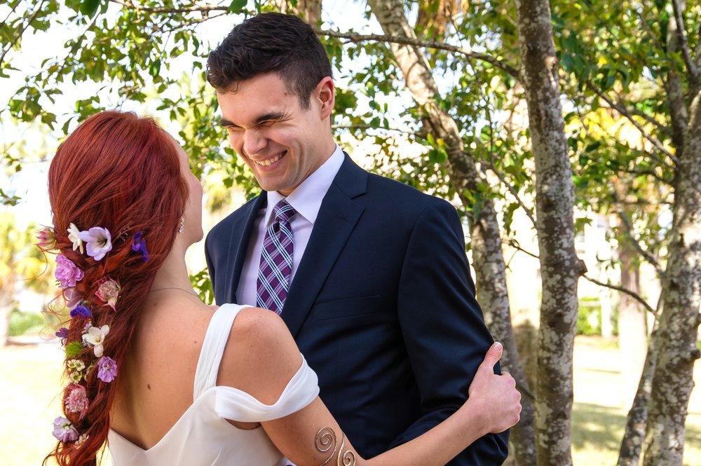 Kim & Erik's Hilton Head wedding at Sea Pines Resort