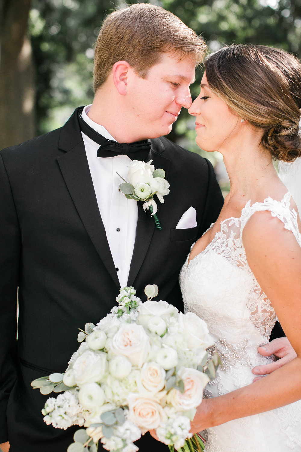 Kate & Alex's Savannah, GA wedding by Sincerely Yours Events