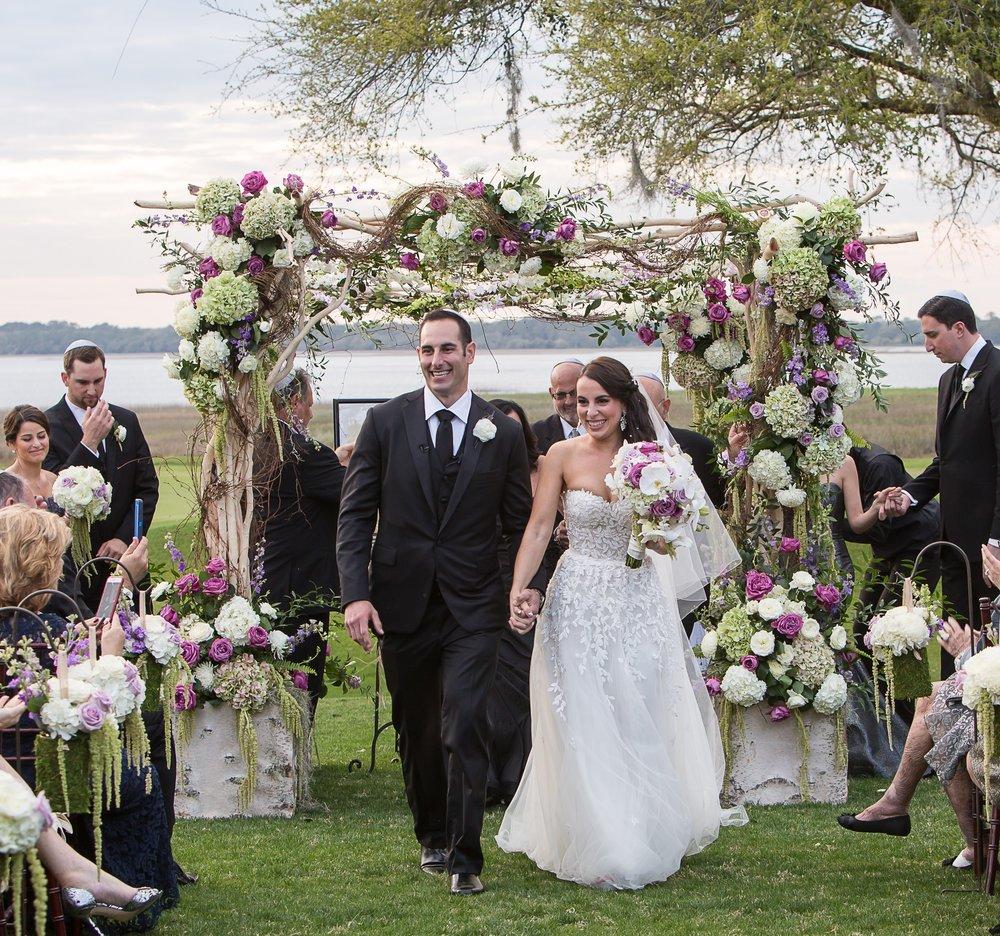 Engaging Events - Charleston wedding planner & event designer