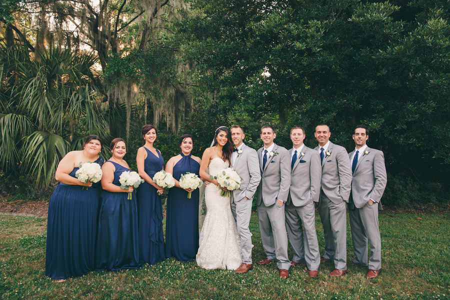 Magnolia Plantation & Gardens wedding