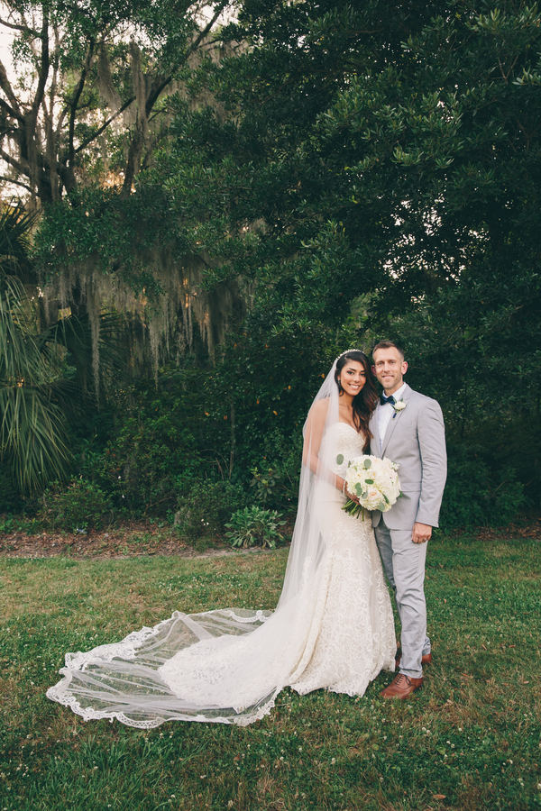 Charleston wedding at Magnolia Plantation & Gardens by Richard Bell Photography