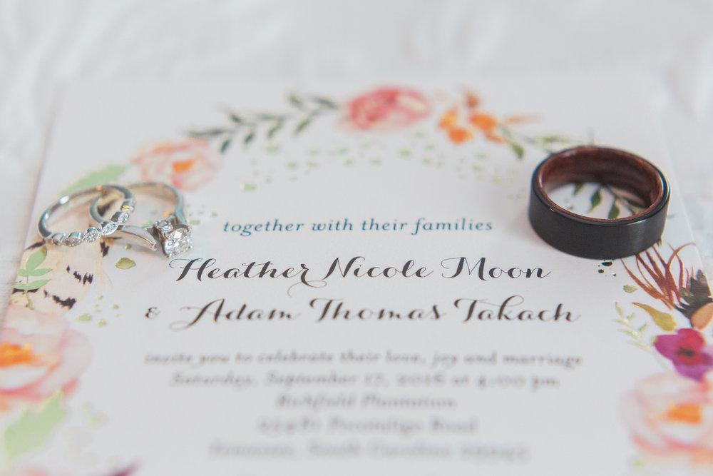 Richfield Plantation wedding in Yemasseee, South Carolina by Devon Donnahoo Photography