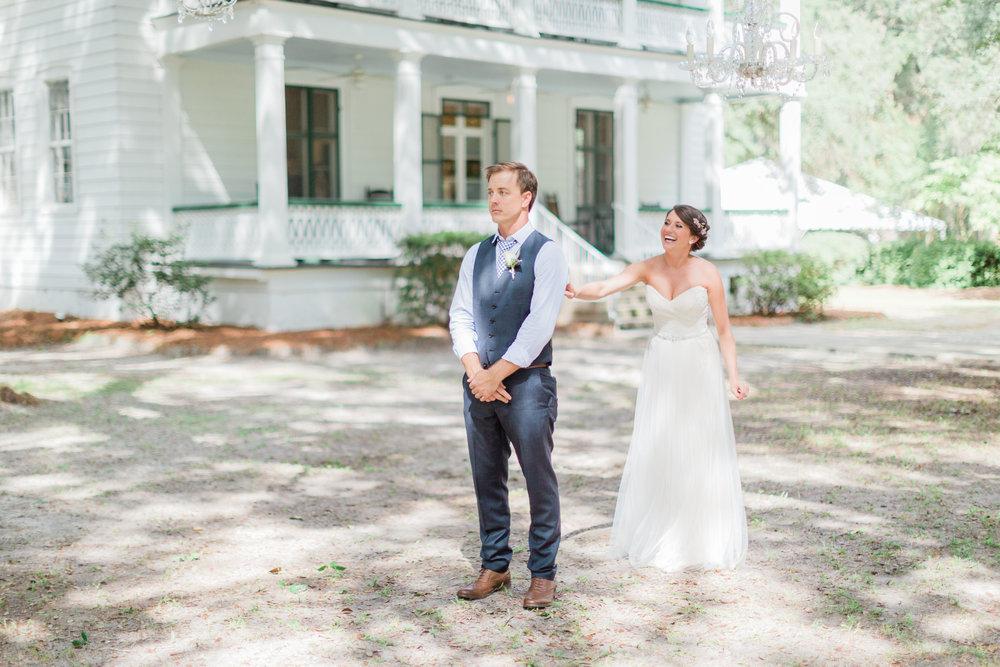 Richfield Plantation wedding