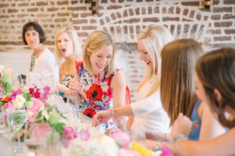 Upstairs at Midtown Bridal Luncheon in Charleston, South Carolina