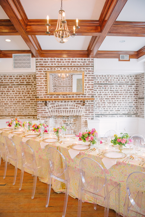 Upstairs at Midtown Bridal Luncheon by Riverland Studios