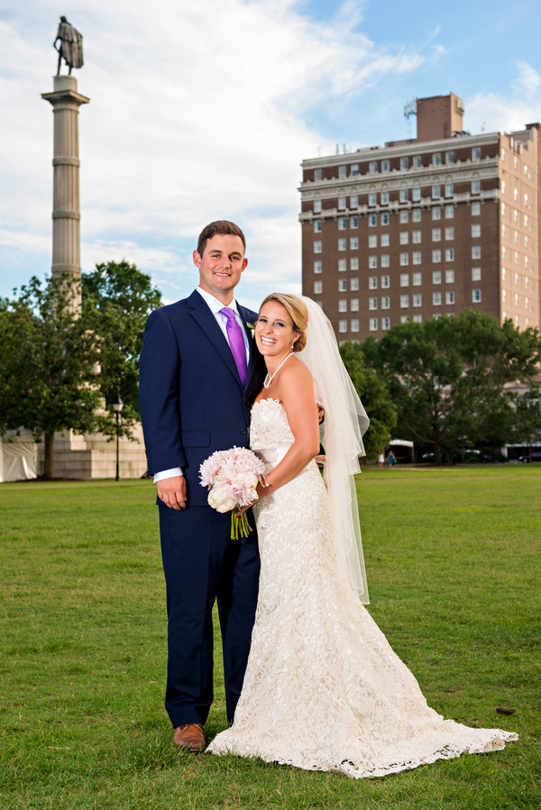 Francis Marion Hotel wedding by Rick Dean Photography