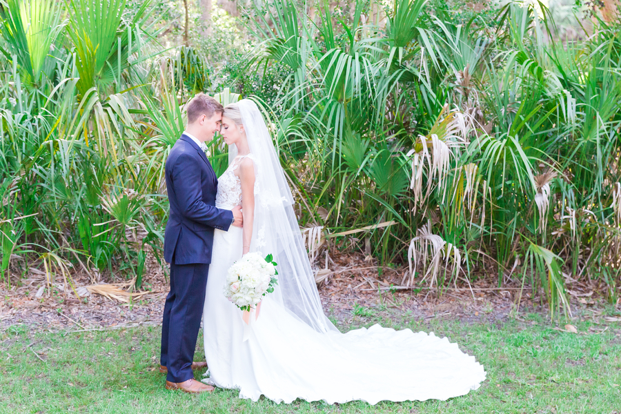 Ocean Creek Golf course wedding at Fripp Island