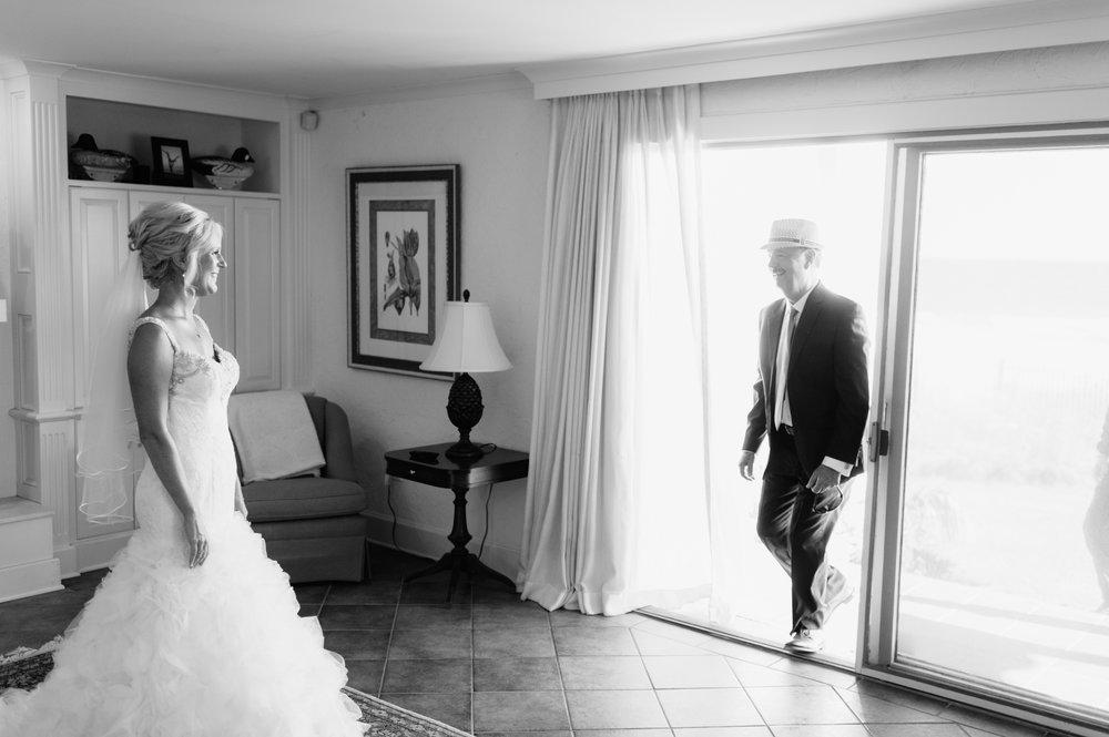 Jessica & John's DeBordieu Club wedding by Della Ramsey
