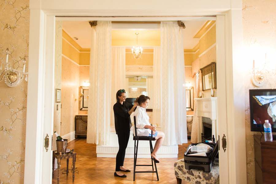 The Gastonian wedding elopement in Savannah, Georgia