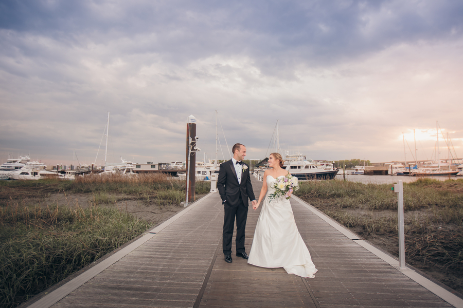 Historic Rice Mill Building Wedding