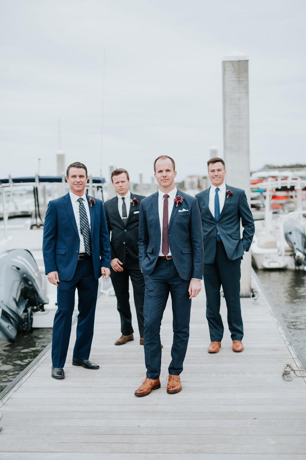 Long Cove Club wedding on Hilton Head Island, SC by Carrie Friesen