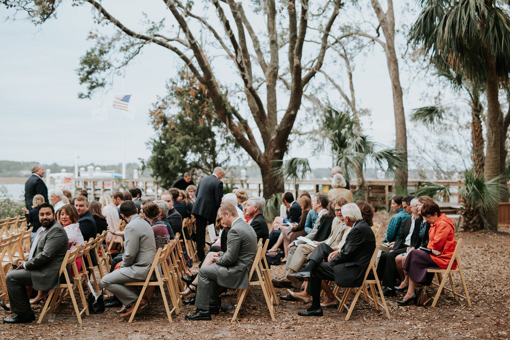 Long Cove Club wedding