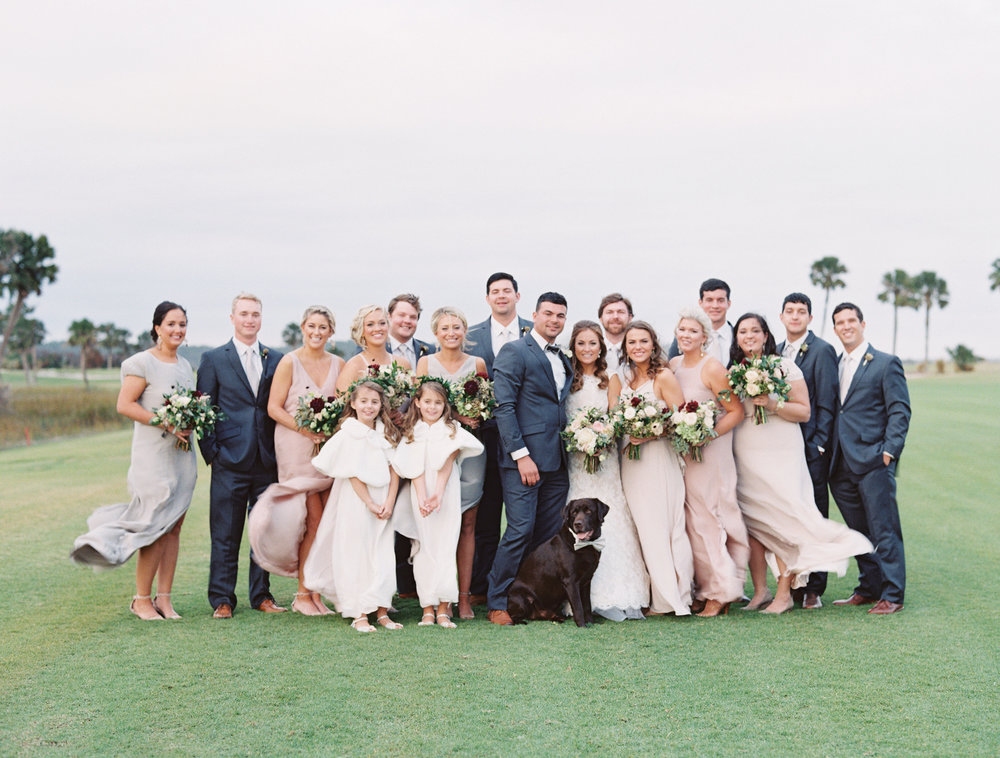 kate & Nick - Fripp Island wedding