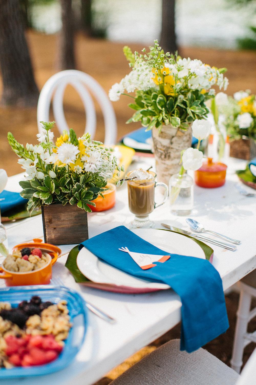 Lake House at Bulow Wedding Inspiration