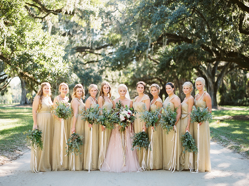 bailey & matt - Boone Hall Plantation wedding