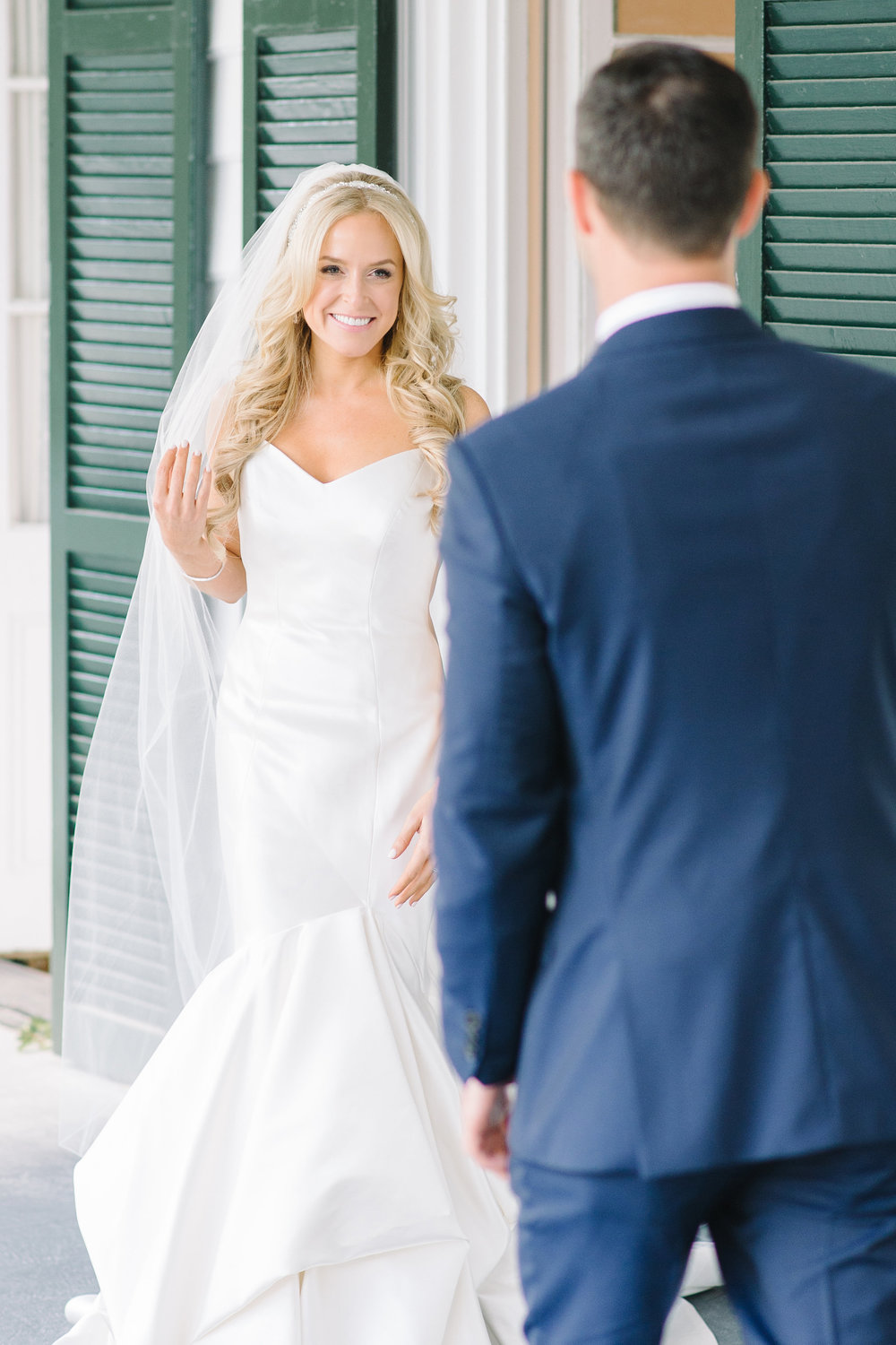 Lowndes Grove Plantation wedding in Charleston, South Carolina by Aaron and Jillian Photography