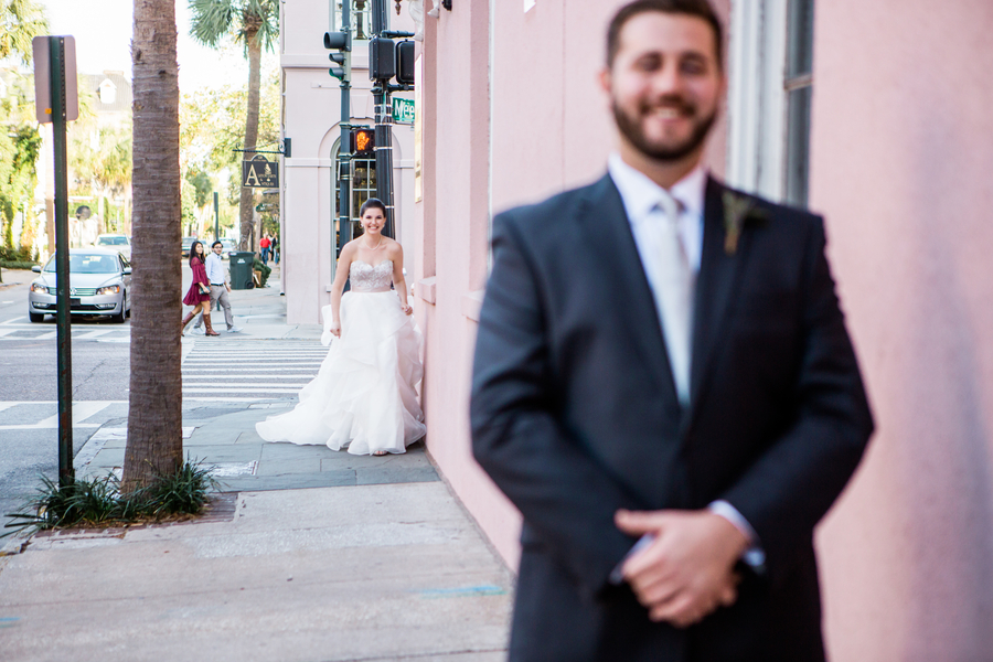 Charleston Wedding at The Gibbes Museum by Philip Casey Photography
