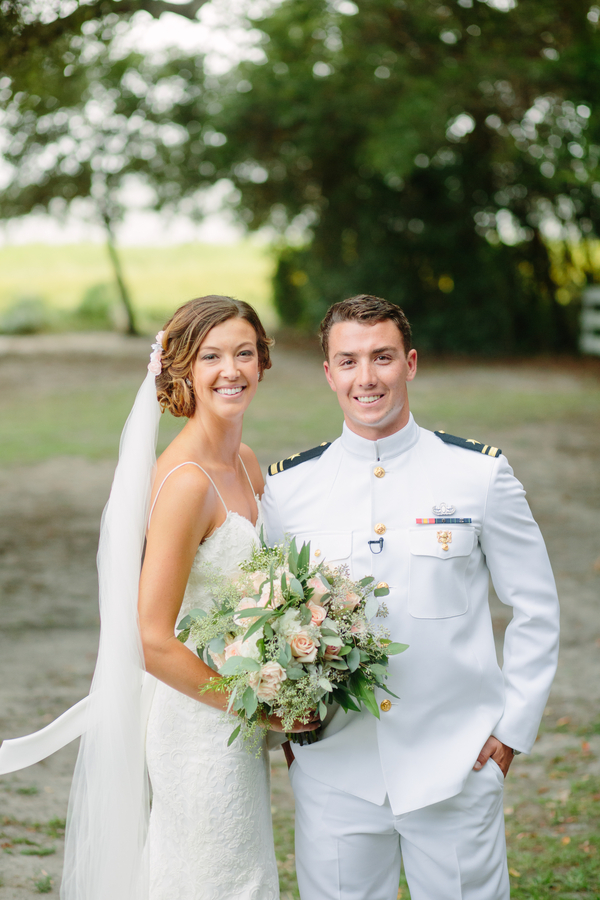 Kristen & Rory's Military Alhambra Hall wedding by Riverland Studios