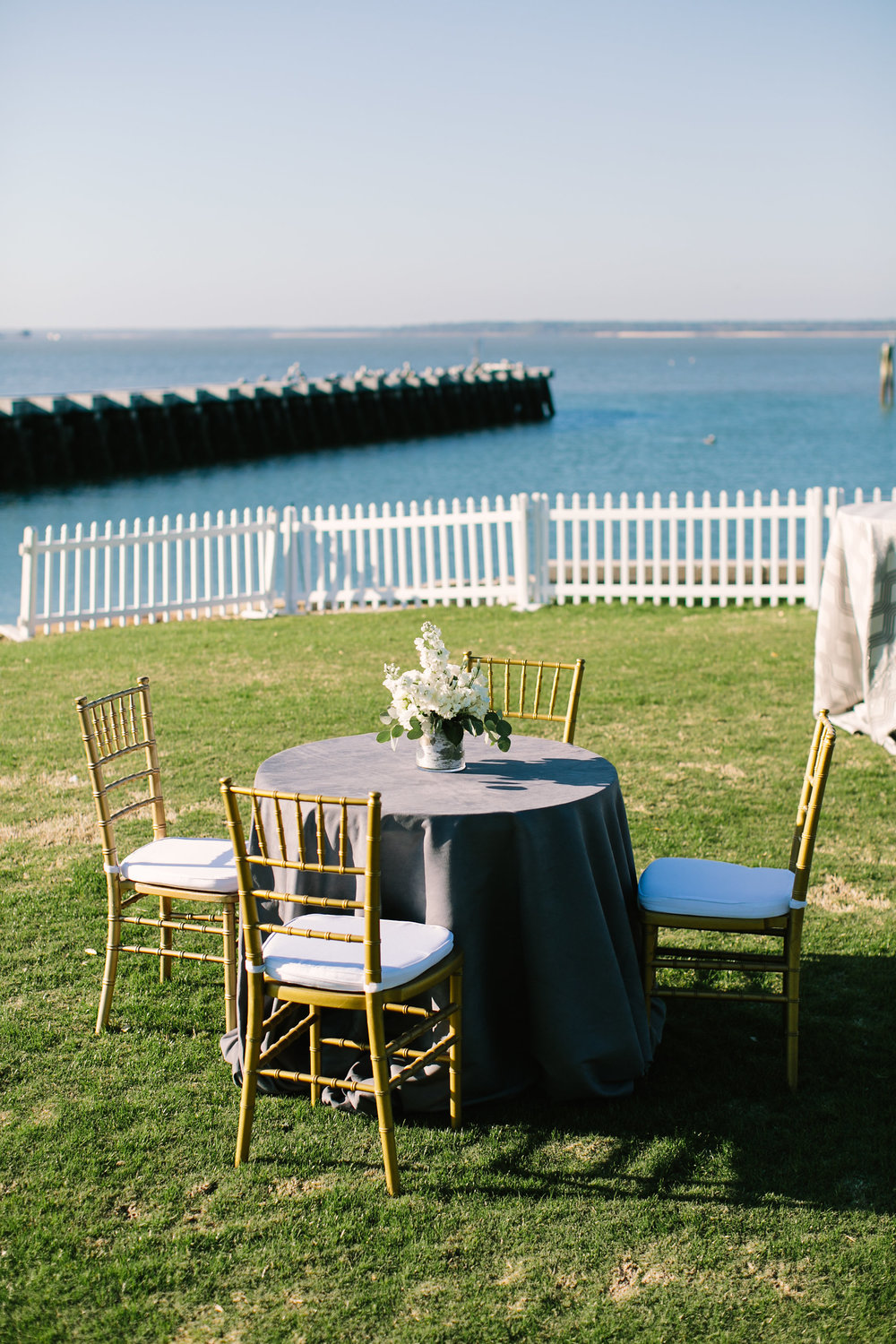 Hilton Head wedding at Sea Pines by Spencer Special Events