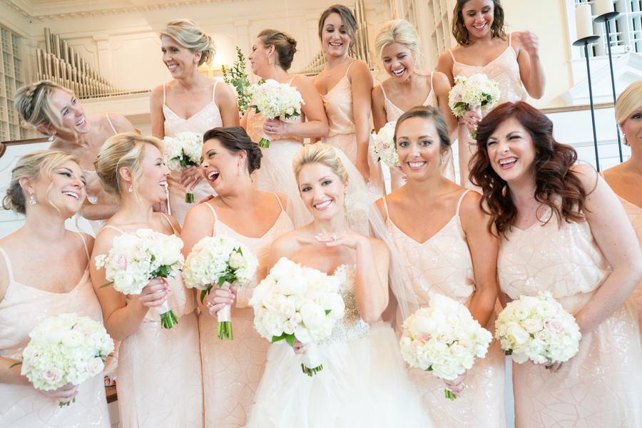 Florence Country Club wedding in South Carolina by Gillian Claire