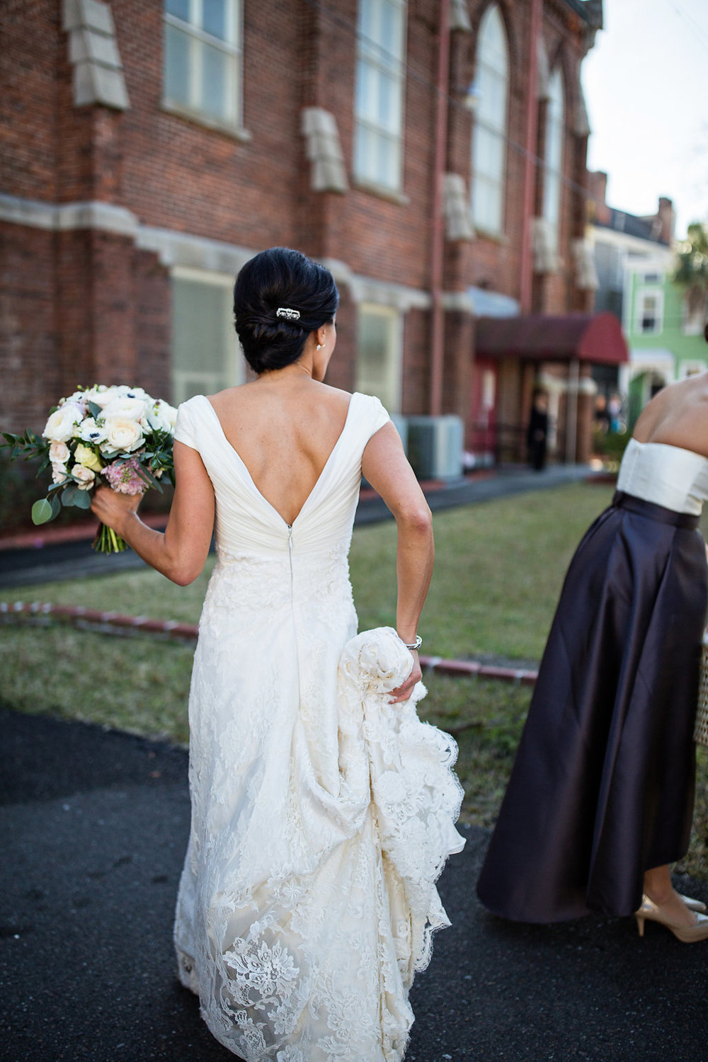 Gibbes Museum Wedding by The Burlap Elephant