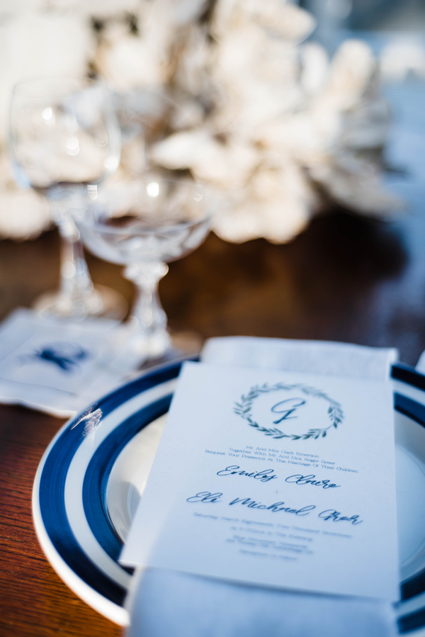 Savannah Wedding Elopement at The Dock House