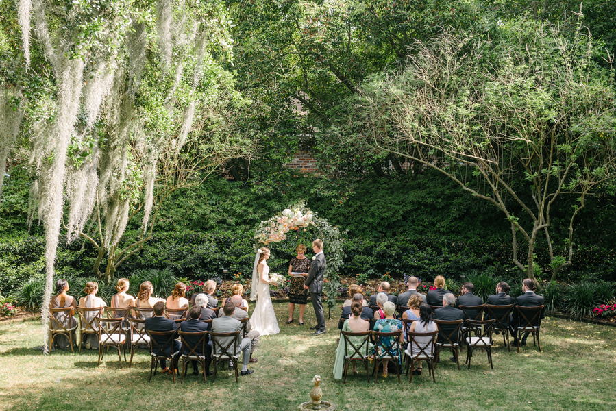 Thomas Bennett House Wedding