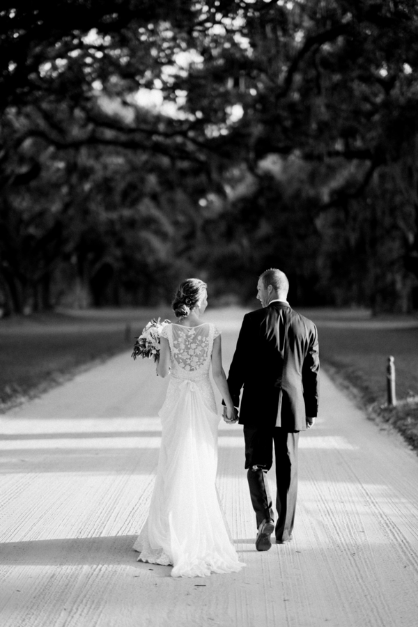 Charleston wedding at Boone Hall Plantation in Mount Pleasant, South Carolina