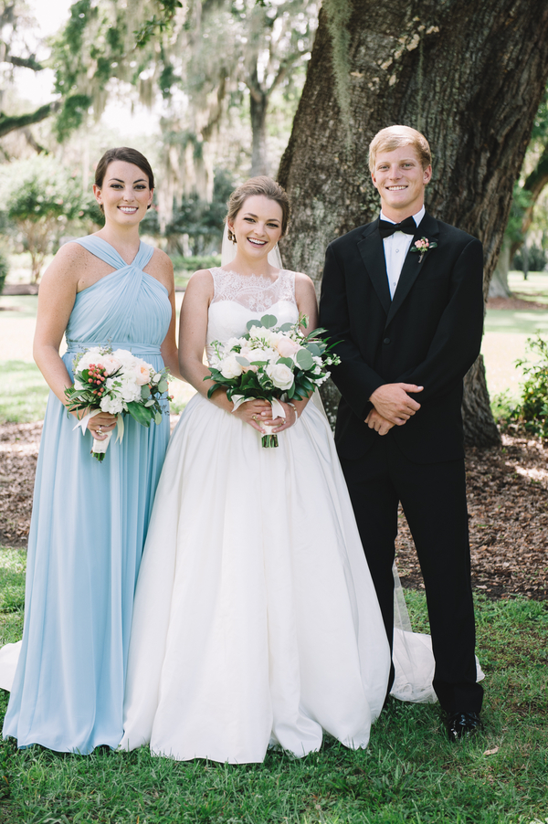 Myrtle Beach wedding at Wachesaw Plantation by Jennings King Photography