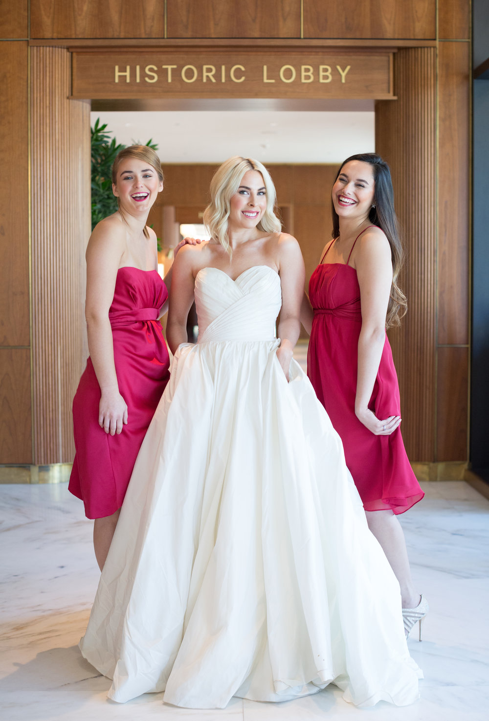 Junior League of Charleston's 2nd Annual Bridal Boutique at The Dewberry
