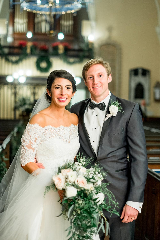 Winter No. 5 Faber wedding in Charleston, South Carolina