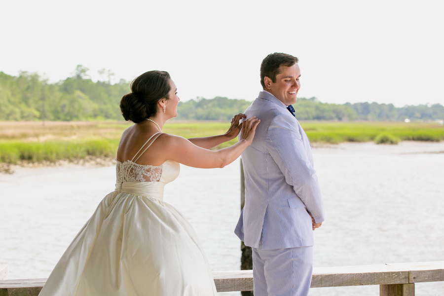 Katie & Jordan's Charleston wedding at Boone Hall Plantation in the Lowcountry