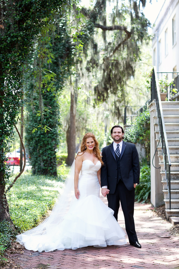 Brittany & Drew's Destination Savannah Wedding at Garibaldi's Cafe in Georgia