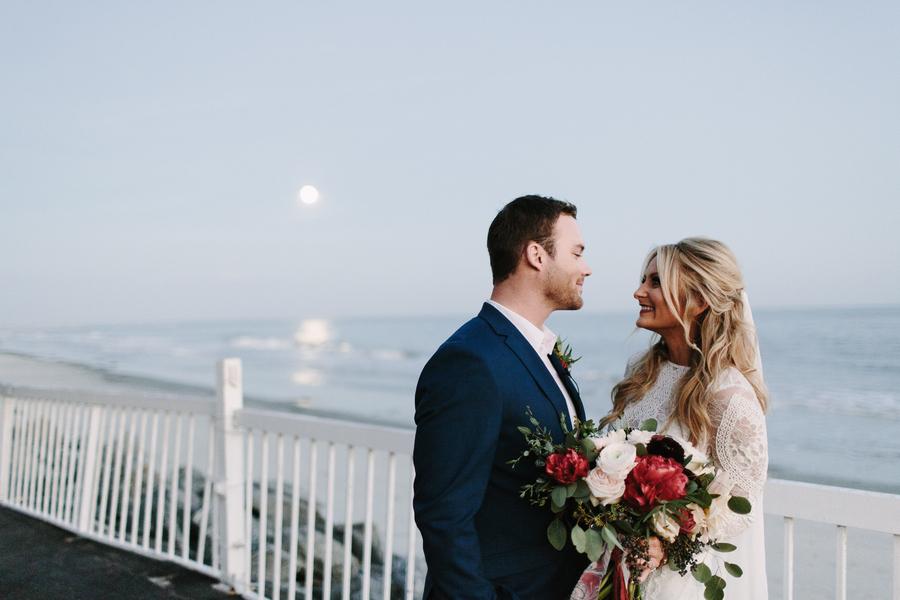 Deven & Justin's King & Prince Resort Wedding   //  Saint Simons Island wedding photos by River West Photography // A Lowcountry Wedding Magazine & Blog