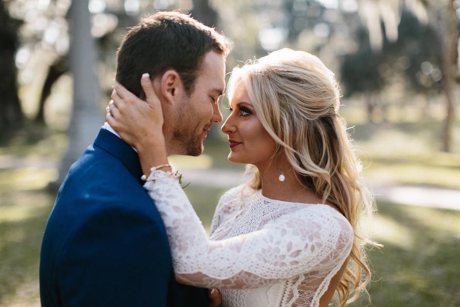 Deven & Justin's King & Prince Resort wedding on Saint Simons Island, Georgia // A Lowcountry Wedding Magazine & Blog