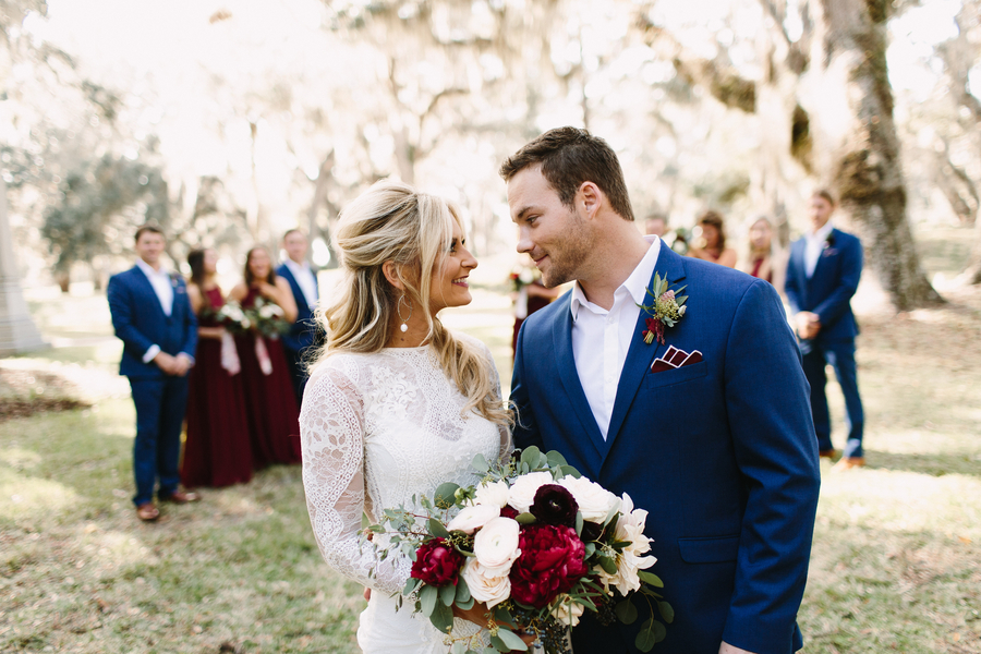 Deven & Justin's King & Prince Resort wedding  //  Saint Simons Island, Georgia wedding venue  // A Lowcountry Wedding Magazine & Blog