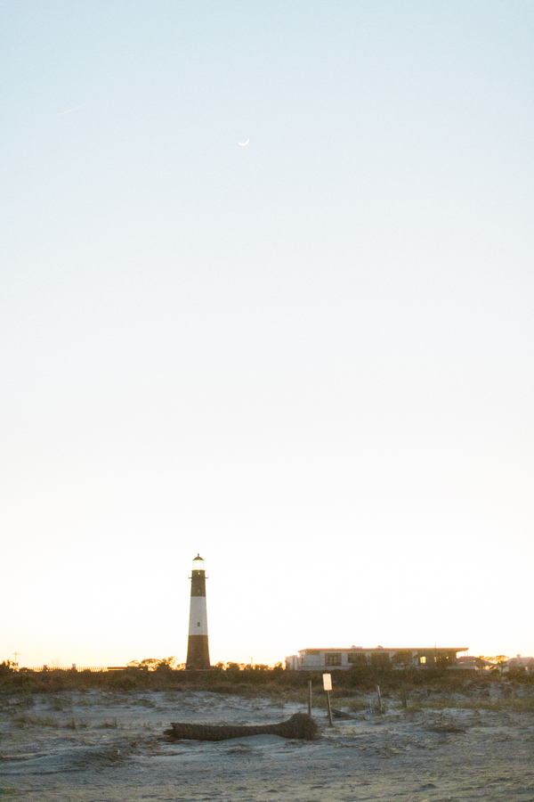 Tybee Island lighthouse  //  Savannah wedding photos by Dee Carlin Photography  //  on A Lowcountry Wedding Magazine & Blog
