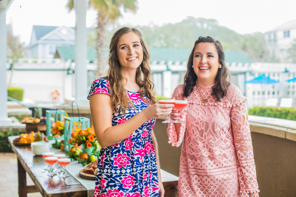 Morning Brunch at Wild Dunes Resort  //  Charleston wedding photography by Jenn Cady Photography  //  A Lowcountry Wedding Magazine & Blog