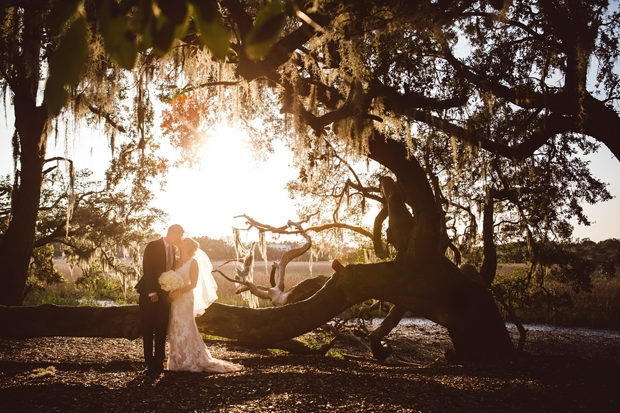 Boone Hall Plantation wedding portraits  //  Charleston wedding photos by amelia + dan photography  //  A Lowcountry Wedding Magazine & Blog